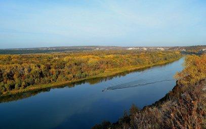 Осень на Дону